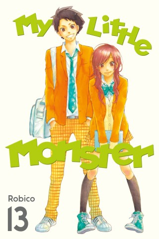 My Little Monster Vol. 13 Shoujo