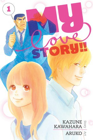 My Love Story!! Vol. 1 The Shoujo Bestseller Drought