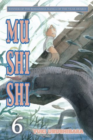 Buy a copy of Mushishi Volume 6 new from a seller on Amazon for the low, low price of $4,500.