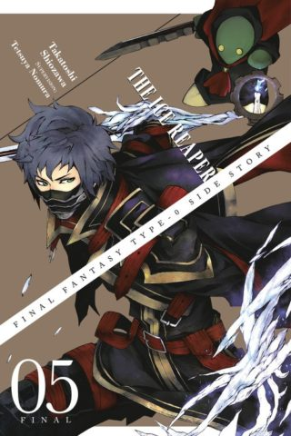 Final Fantasy Type-0 Side Story: The Ice Reaper Volume 5