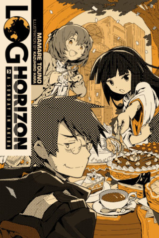 Log Horizon: A Sunday in Akiba Volume 5