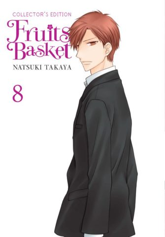 Fruits Basket Collector's Edition 8