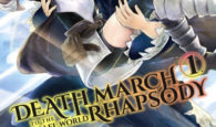Death March to the Parallel World Rhapsody (Manga) Volume 1 Review