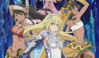 Sentai Filmworks on Licensing The Sword Oratoria: On The Side Anime