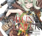 Goblin Slayer and High-Elf Archer on Volume 2's cover of Goblin Slayer