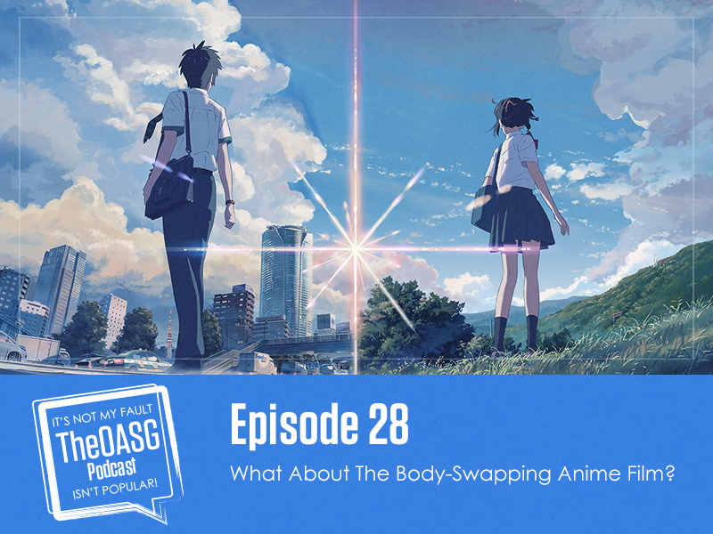 your name spoilercast