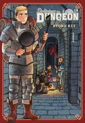 Delicious in Dungeon Volume One