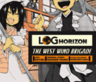 Log Horizon: The West Wind Brigade Volume Five