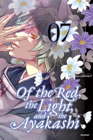 Of the Red, the Light, and the Ayakashi Volume 7