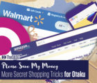 More Secret Shopping Tricks for Otaku