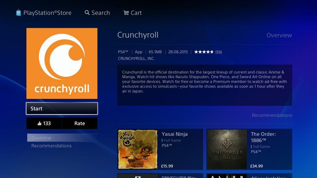 Crunchyroll Image
