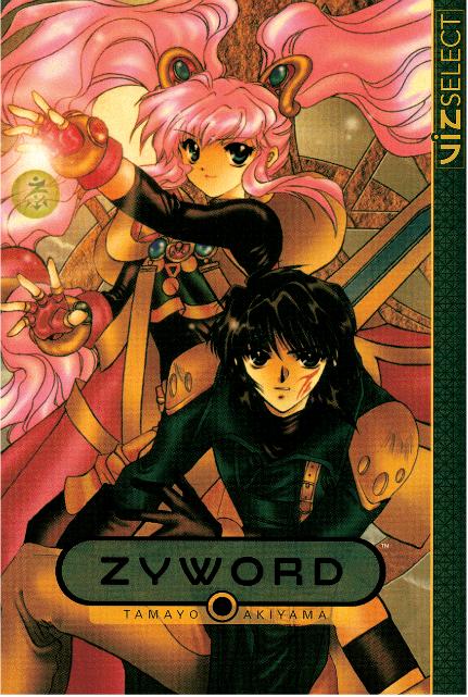 Luna and Ride, Zyword