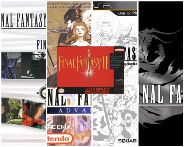 Final Fantasy IV Versions