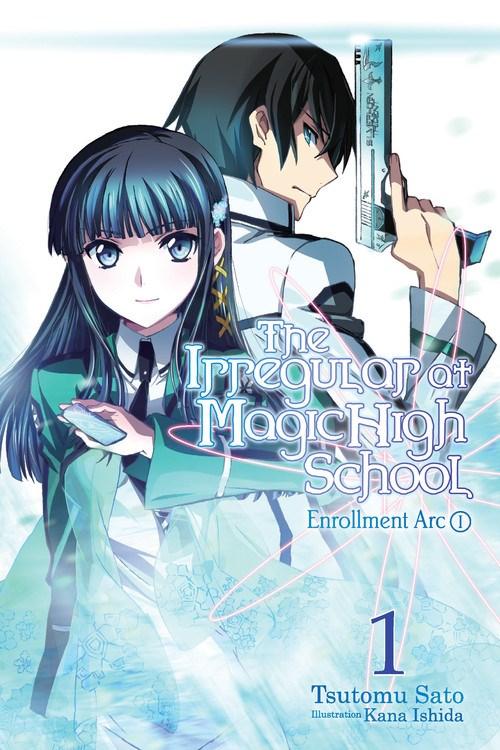 Magic High School Tatsuya and Miyuki