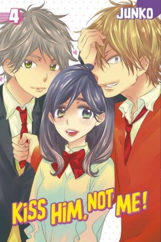 Kiss Him, Not Me! Vol. 4