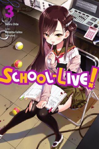 School Live Vol 3