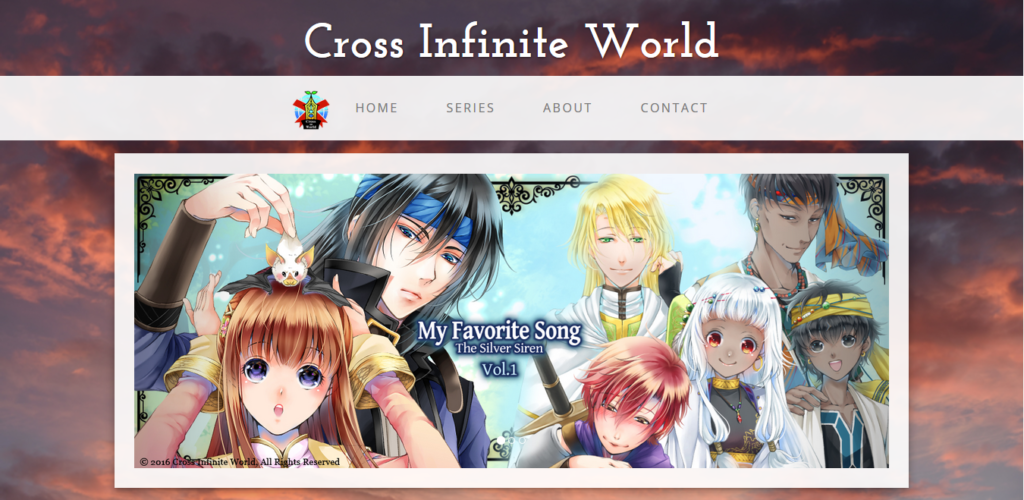 Cross Infinite World