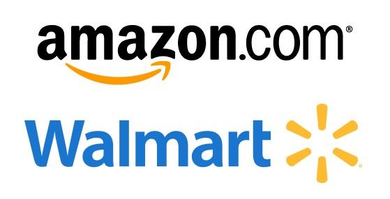 Amazon and Walmart