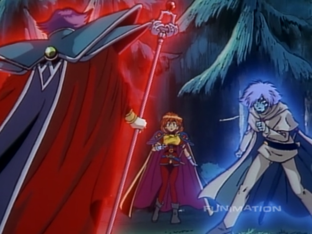 Slayers Ep. 5-8 Screenshot 1