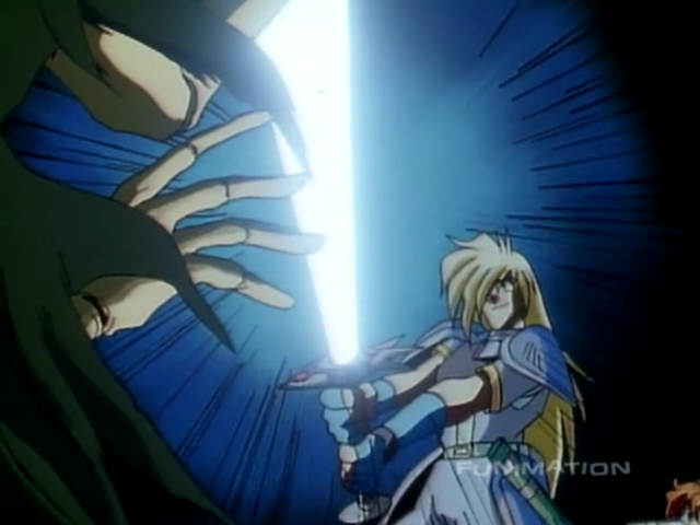 Slayers Ep. 5-8 Screenshot 2