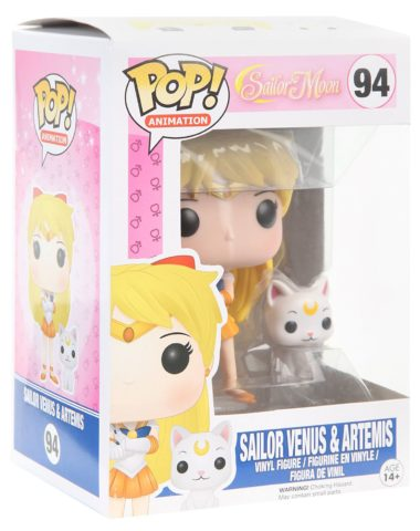 Sailor Venus Funko POP!