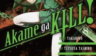 Akame ga KILL! 8