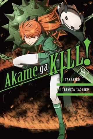 Akame ga KILL! Volume 8