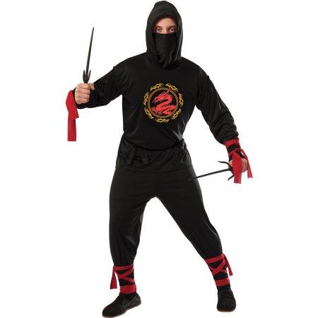Men's Ninja Costume