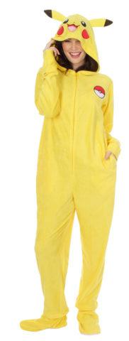 Pikachu Union Suit