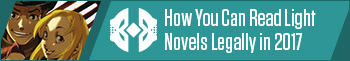 How you can read light novels legally