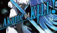Akame ga KILL! Volume 9