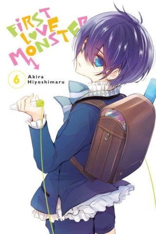 First Love Monster Volume 6