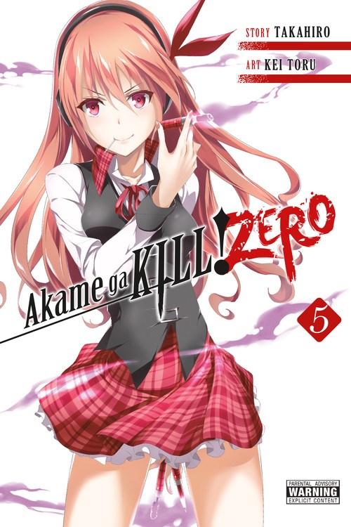 Akame ga KILL! Zero Volume 5