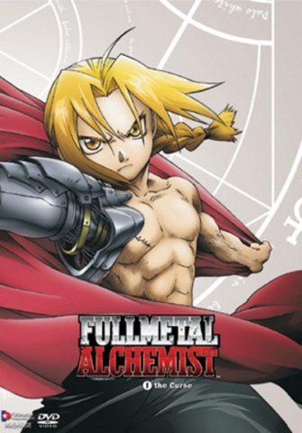 Fullmetal Alchemist DVD 1