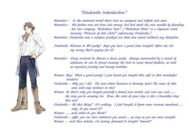 Taisho x Alice Information
