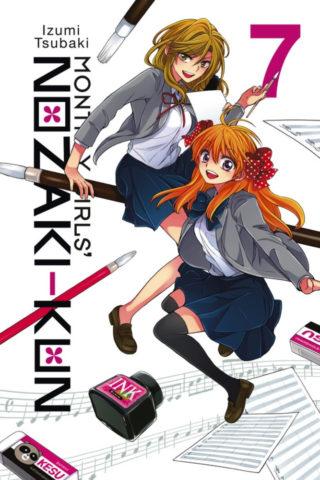Monthly Girls' Nozaki-kun Volume 7 Review
