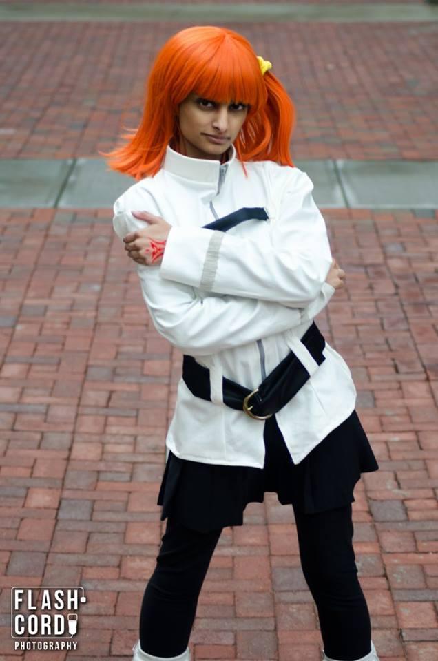 TMLiza cosplays Gudako
