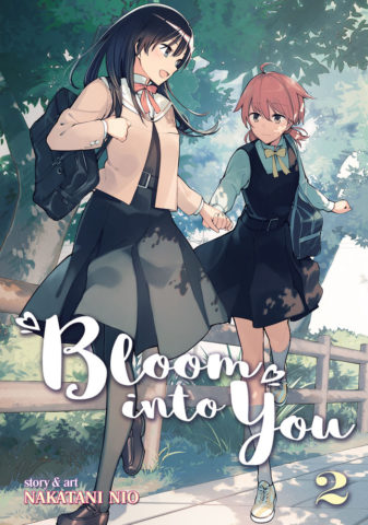 Bloom Into You Volume 2 Cover