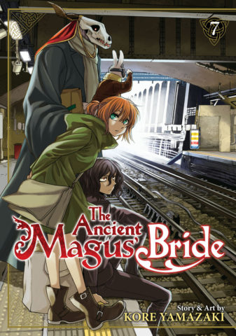The Ancient Magus' Bride Volume 7