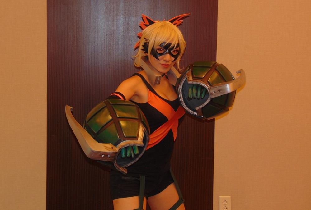 My Hero Academia cosplay Stella Chuu