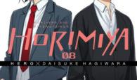 Horimiya Volume Eight