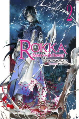 Rokka Braves of the Six Flowers Volume Two