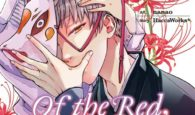 Of the Red, the Light, and the Ayakashi Volume 8