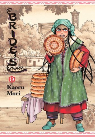 A Bride's Story Volume 9