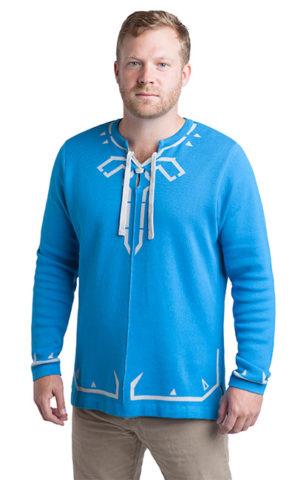 The Legend of Zelda sweater