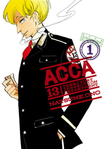 ACCA 13 Territory Inspection Department Volume 1