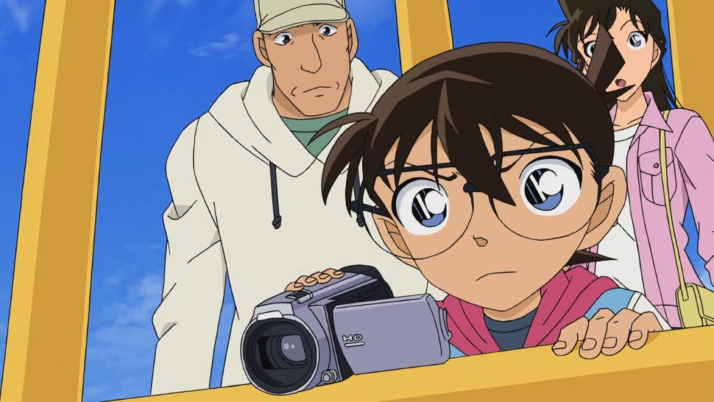 Detective Conan, new