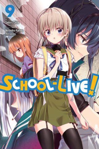 School-Live Volume 9