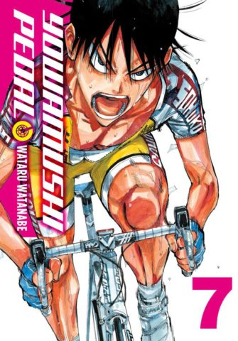 Yowamushi Pedal Volume 7