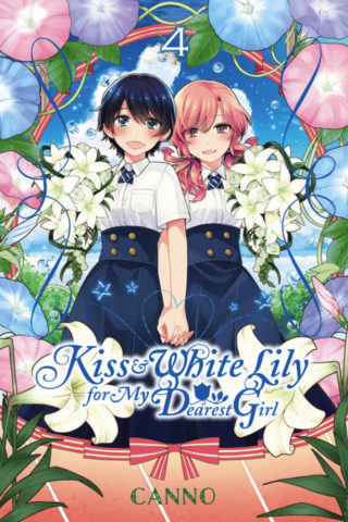 Kiss and White Lily For My Dearest Girl Volume Four Cover
